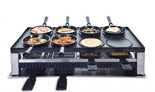 Raclette Geräte Test